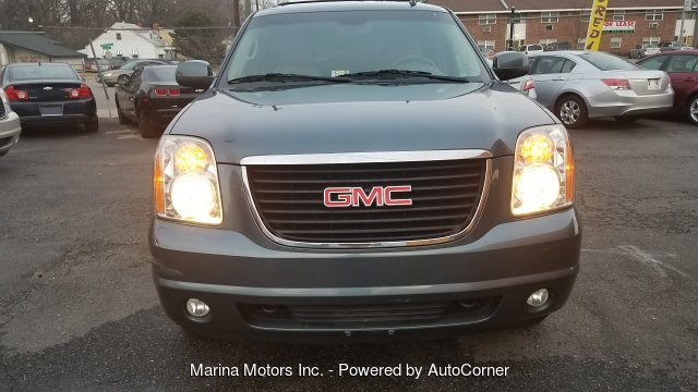2010 GMC Yukon SLE1 4WD 6-Speed Automatic